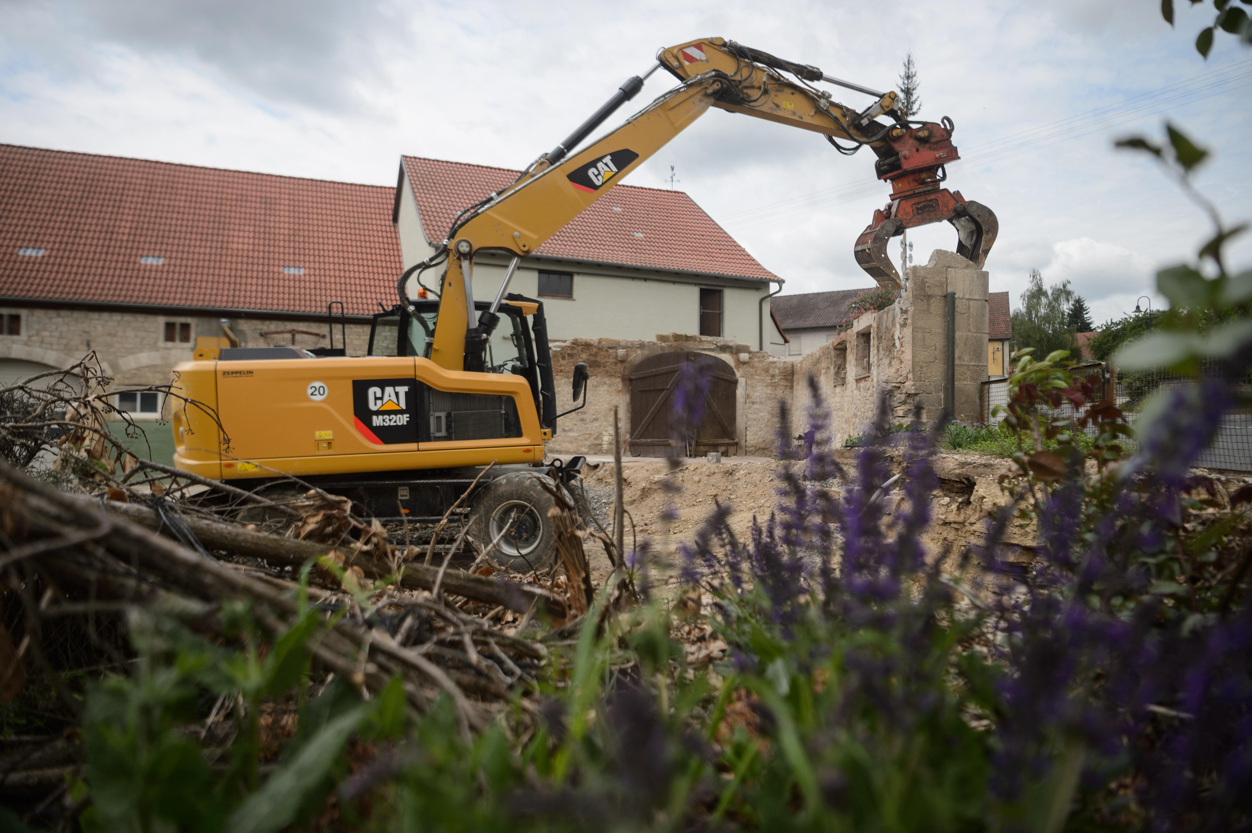 Funf Tipps Zum Abriss Eines Hauses Firmengruppe Haaf